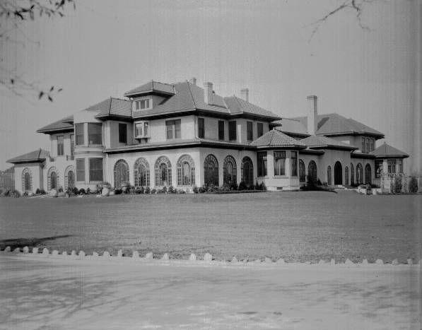 Week 10 Mcfadden House 1920